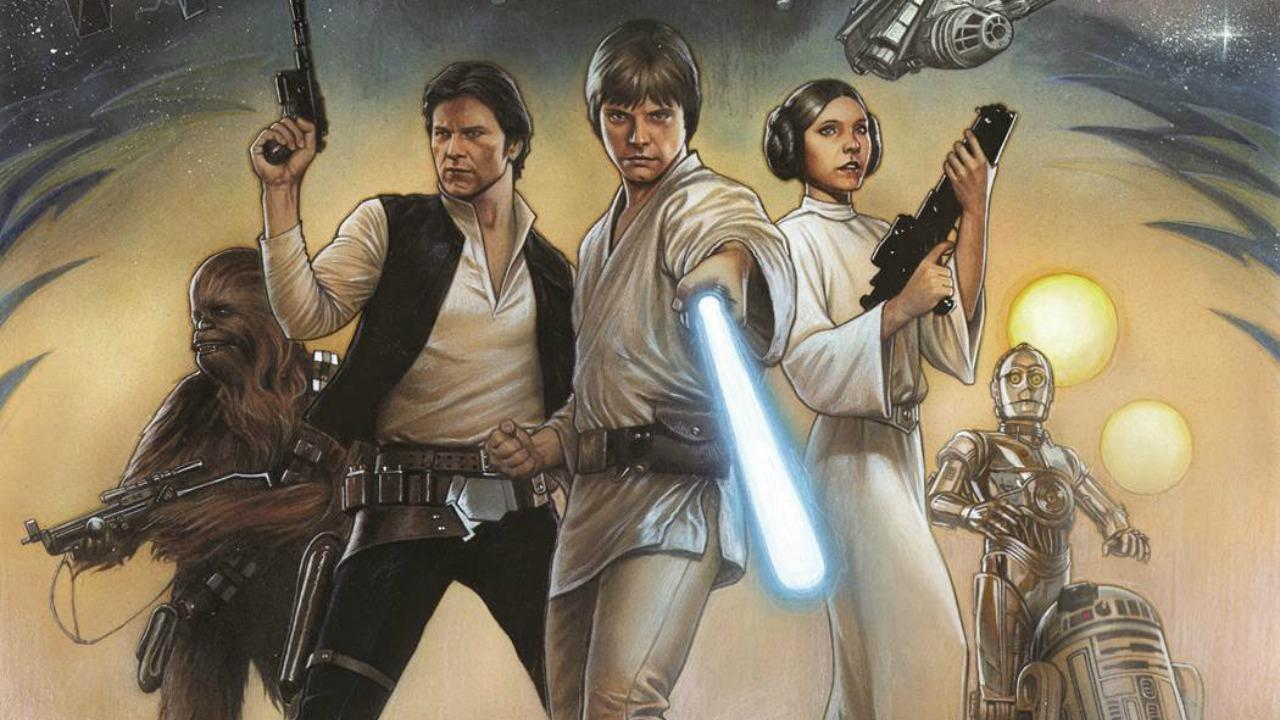 Remastered Original Marvel Star Wars Graphic Novels Coming in 2015