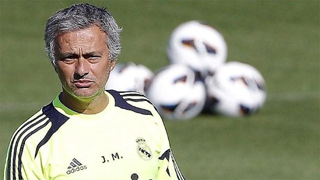 Jose Mourinho (Real Madrid)