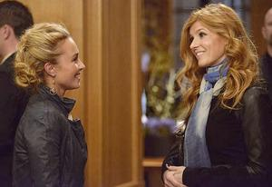 Hayden Panetierre, Connie Britton | Photo Credits: Katherine Bomboy-Thornton/ABC