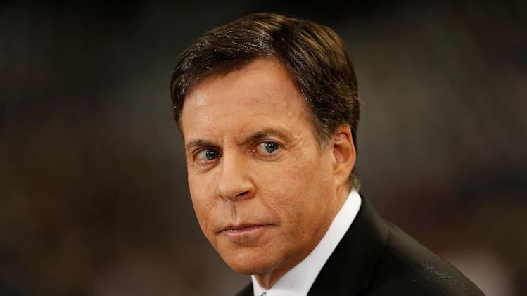 NBC's Costas sitting out with eye infection