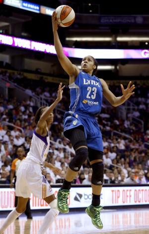 Maya Moore lives out dream of being actress