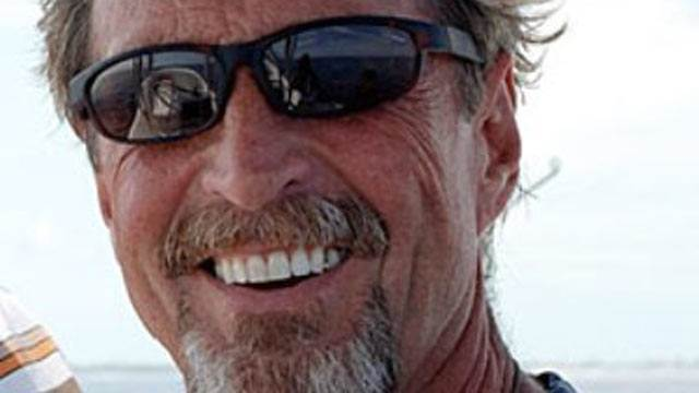 Belize Official Denies McAfee's New Tale