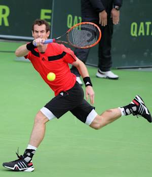 Murray beaten by Mayer at Qatar Open