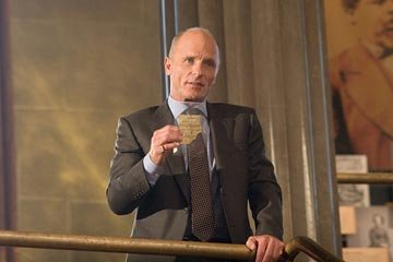 Ed Harris in Walt Disney Pictures' National Treasure: Book of Secrets