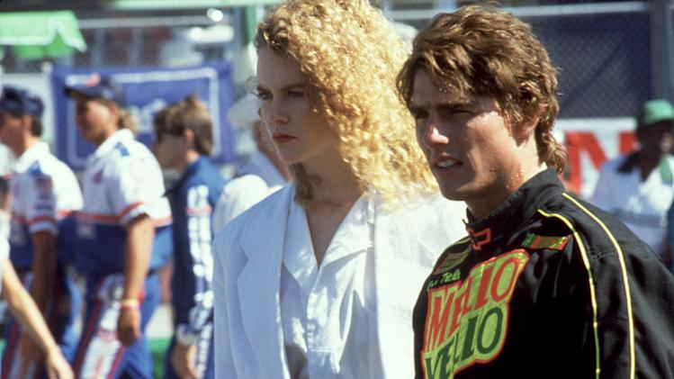 On and off screen couples 2010 Gallery Days of Thunder