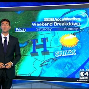 WBZ AccuWeather Evening Forecast For Sept. 18