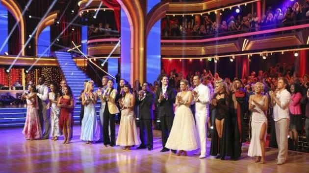 The cast of 'Dancing with the Stars,' April 8, 2013 -- ABC