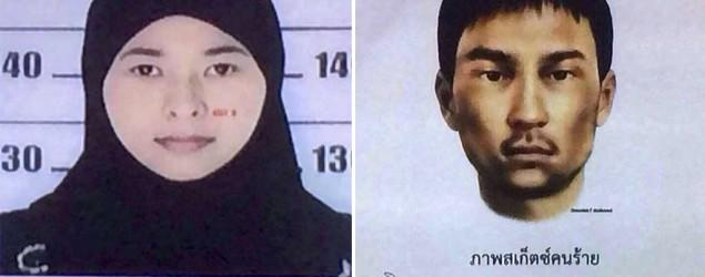 2 new suspects sought in deadly Bangkok bombing