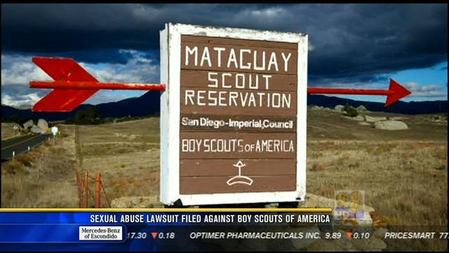 Sexual abuse lawsuit filed against Boy Scouts of America