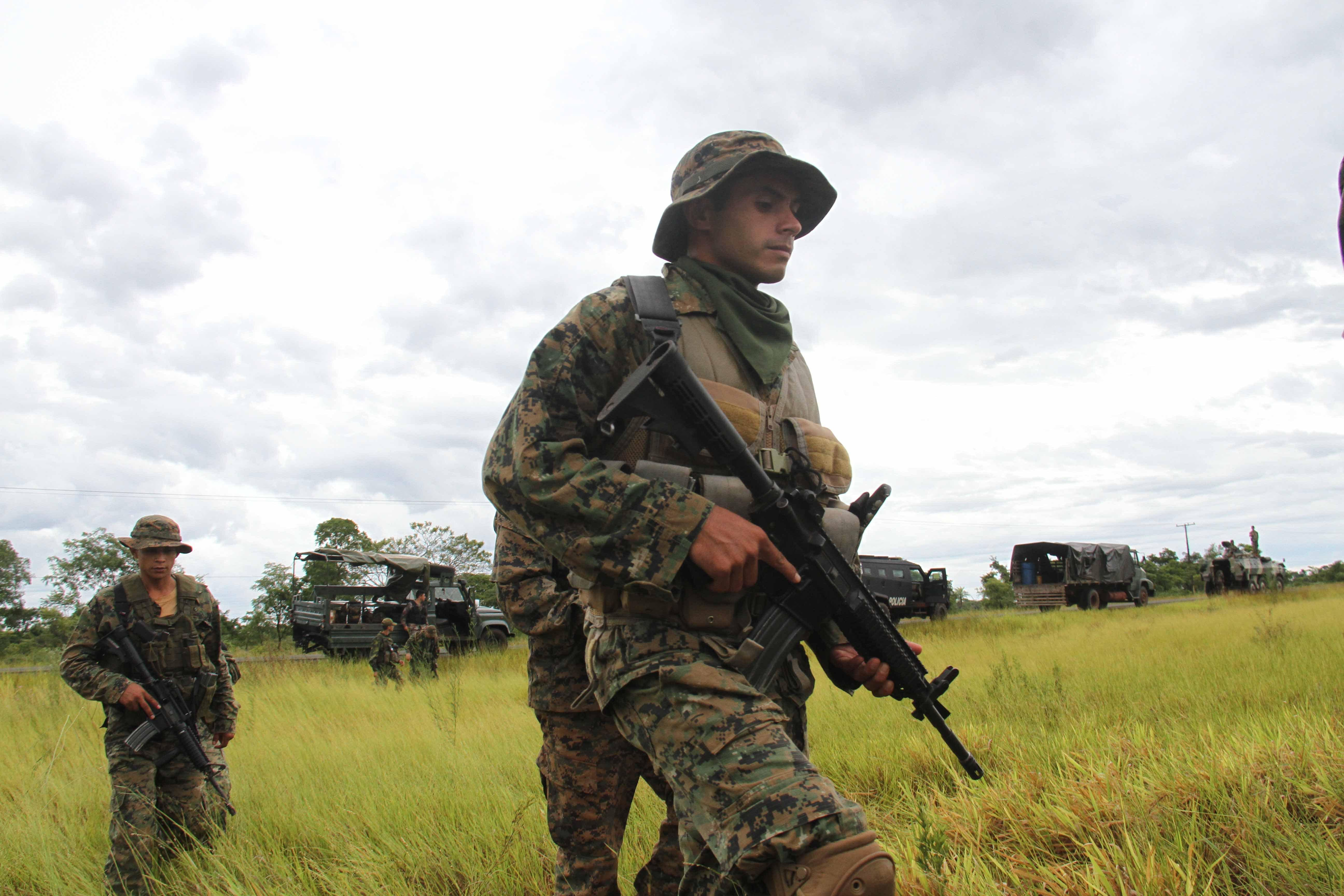 German couple killed in Paraguay, apparently by guerrillas