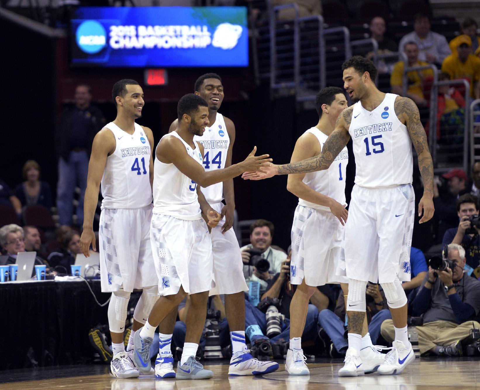 Column: Is Kentucky the greatest college team ever? Might be