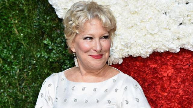Bette Midler Wants to Play Jennifer Lawrence and Amy Schumer's Mother in Duo's New Movie