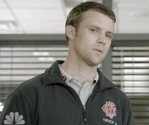 Exclusive Chicago Fire Video: Enemy Detective Voight Returns — Is Casey in Danger?