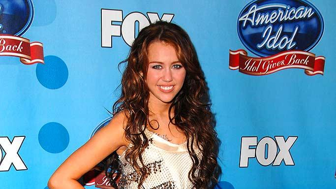 Cyrus Miley Idol Gvs Bck