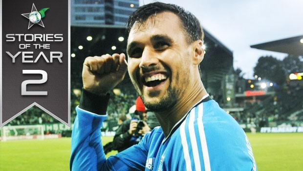Stories of the Year, No. 2: Wondolowski chases history