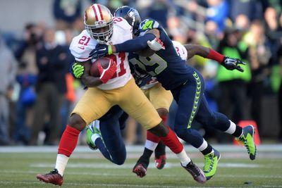 Frank Gore, Carlos Hyde did not practice on Tuesday, neither one looking like a fantasy starter