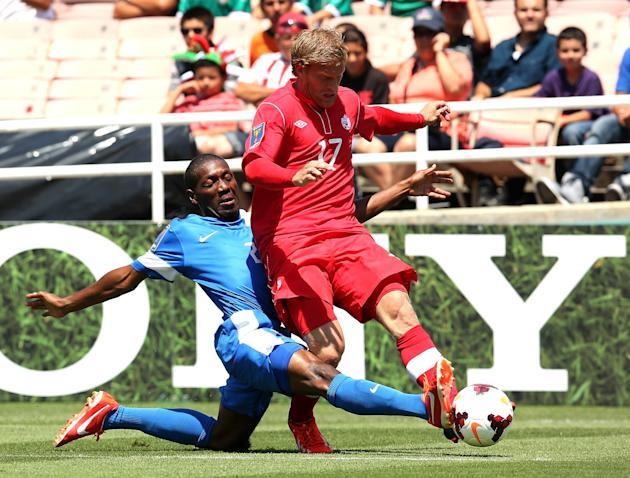 Canada v Martinique - 2013 CONCACAF Gold Cup