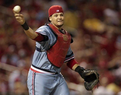 Lohse pitches Cardinals to 3-0 win over Brewers