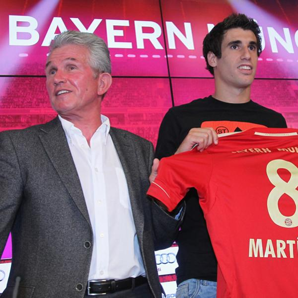 Javier Martinez Signs For FC Bayern Muenchen Getty Images Getty Images Getty Images Getty Images Getty Images Getty Images Getty Images Getty Images Getty Images Getty Images Getty Images Getty Images