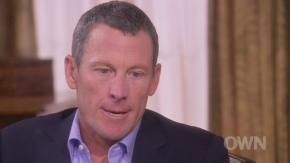 Oprah and Lance Armstrong: …
