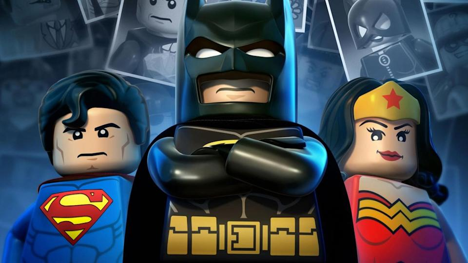 The Lego Movie Preview – Superman VS Batman