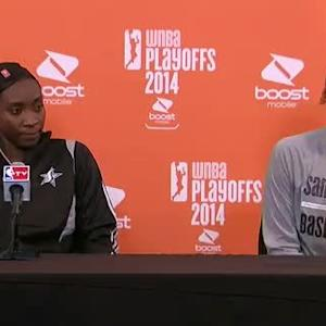 Postgame: McBride and Young-Malcolm