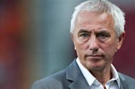 Van Marwijk: Netherlands want to attack at Euro 2012