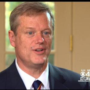 Governor's Race: At Home With Charlie Baker