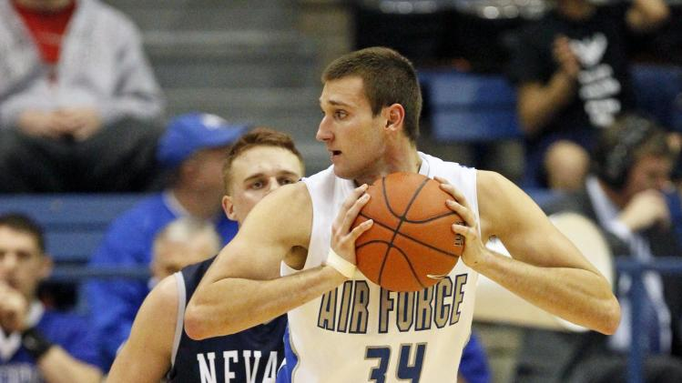 NCAA Basketball: Nevada at Air Force