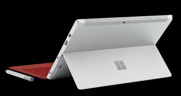 Microsoft's new Atom-based Surface 3, starting at $499, to hit in May