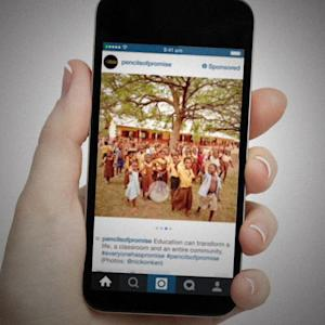 Instagram brings out 'carousel' ad feature