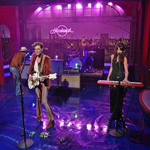 "Houndmouth: ""Sedona"" - David Letterman"