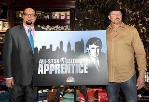 Penn Jillette and Trace Adkins | Photo Credits: Virginia Sherwood/NBC