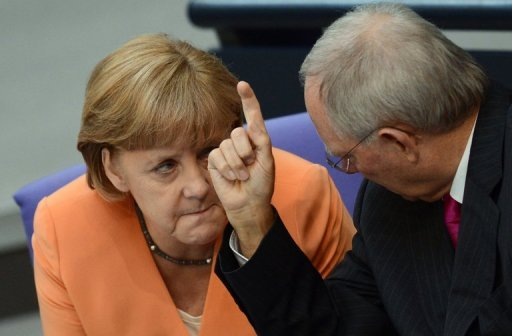 Germany's Finance Ministry says the country remains the &quot;eurozone's anchor of stability&quot;