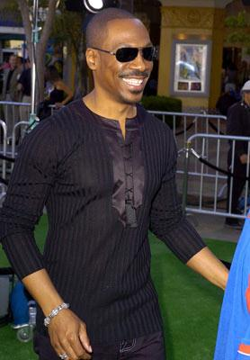 Premiere: Eddie Murphy at the L.A. premiere of Dreamworks' Shrek 2 - 5/8/2004