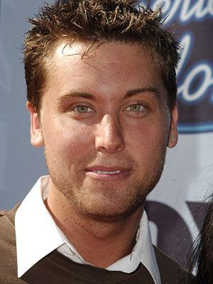 Lance Bass American Idol Season Five Finale Arrivals Hollywood, CA - 5/24/06