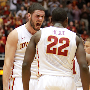 Iowa State's 22-Point Spurt Against Oklahoma