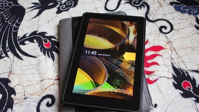 Amazon has no plans for a 10-inch Kindle Fire