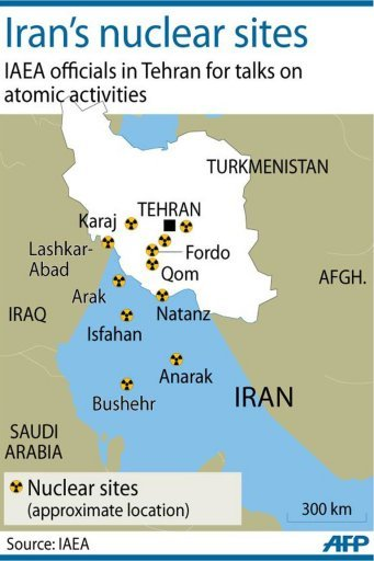 New proposals were thought to include the demand that Iran suspend uranium enrichment to 20 percent