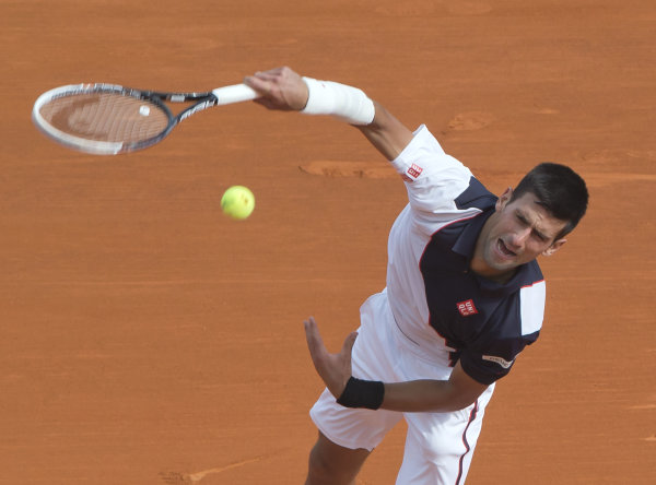Novak Djokovic faces spell out with wrist injury