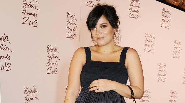 Lily Allen Cooper attends a drinks reception at the British Fashion Awards 2012 at The Savoy Hotel in London on November 27, 2012 -- Getty Premium