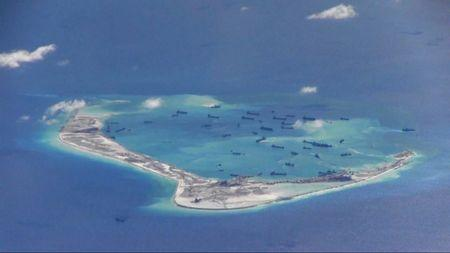 Philippines defense minister says China arms on islands worrying