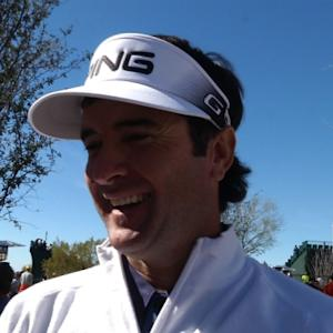Bubba Watson interview after Round 2 of Waste Management