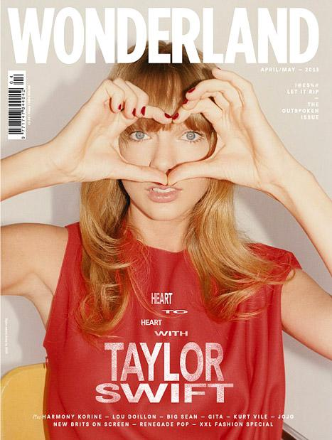 "Taylor Swift: ""I Have No Idea If I'm Going to Get Married or Be Single Forever"""