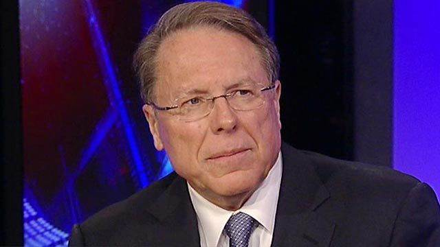Exclusive: NRA CEO responds to Obama's gun plan
