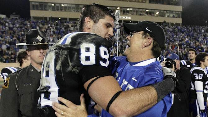 Duke TE Deaver out for season with torn ACL