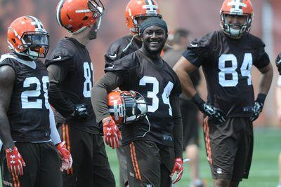 Isaiah Crowell has the edge on starting job, per report, is a current steal for fantasy owners