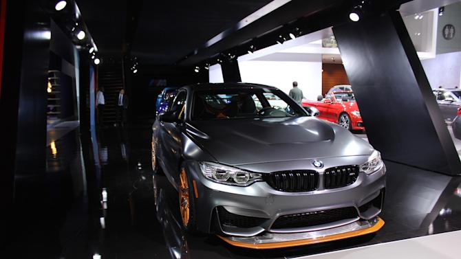 All 700 examples of BMW's water-injected M4 GTS have been sold