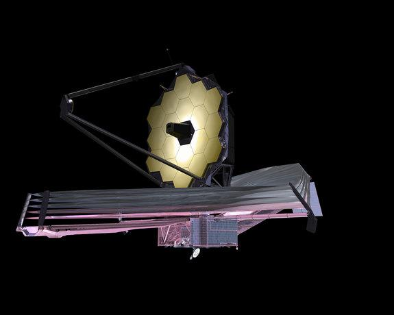 Mirrors Finished for NASA's New James Webb Space Telescope