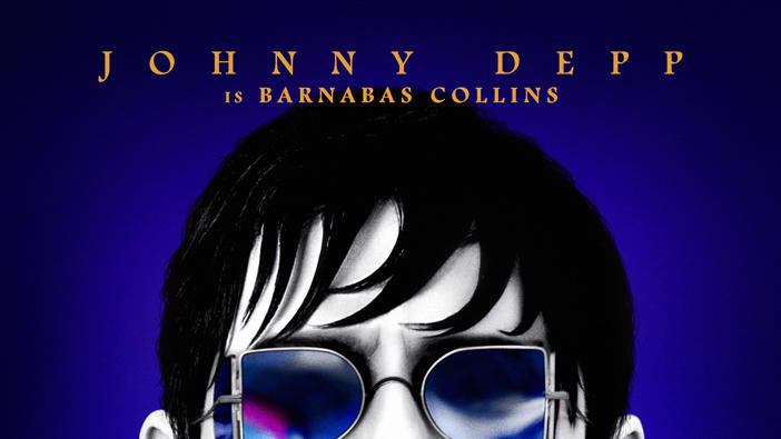 Dark Shadows Banner Johnny Depp